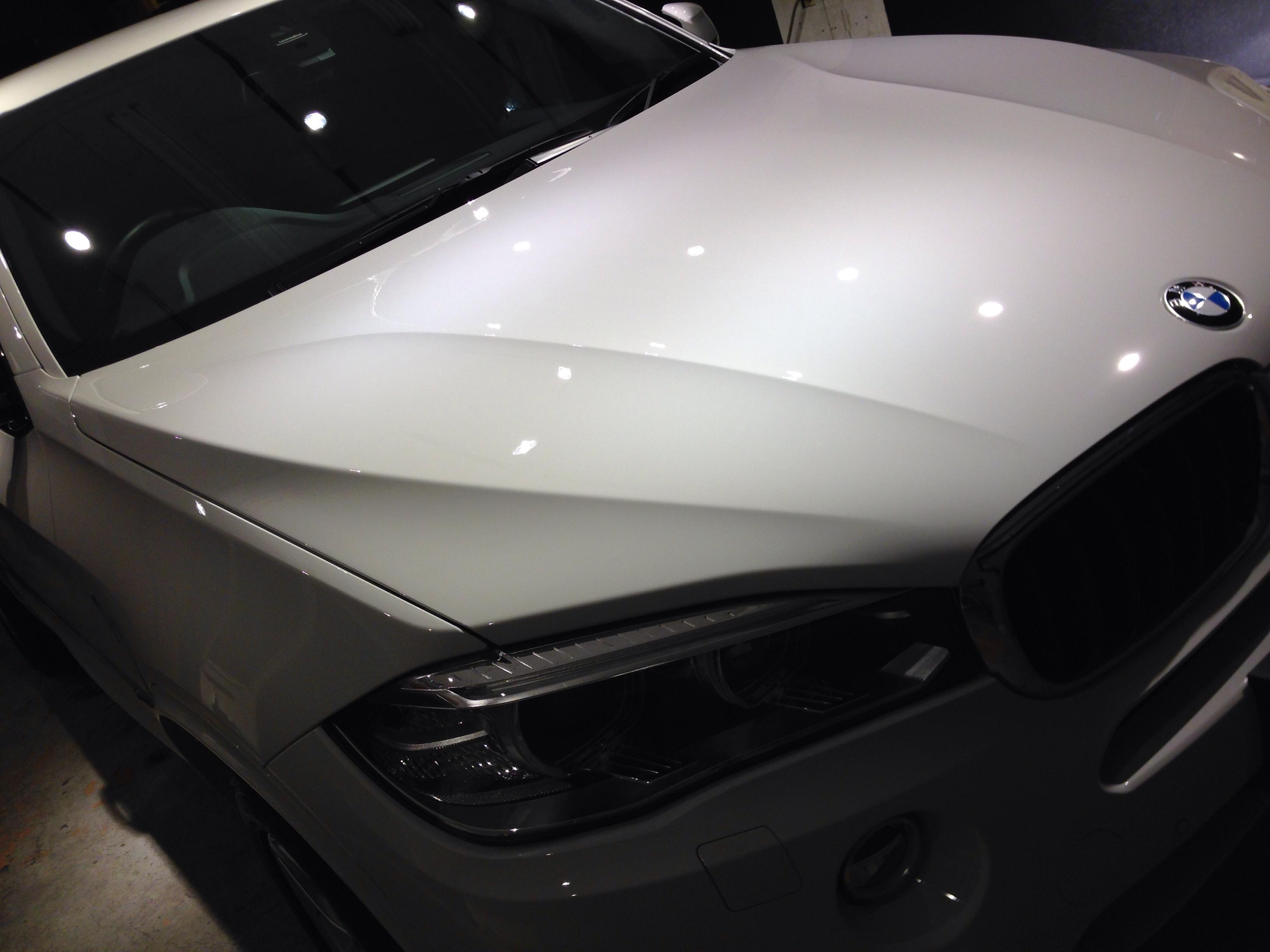 BMW X5ボディコーティング