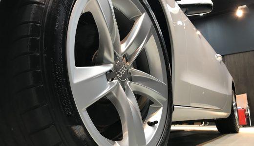 あれやこれ色々と…Audi A5 coupé part2