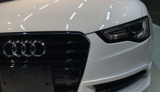 あれやこれ色々と…Audi A5 coupé part1