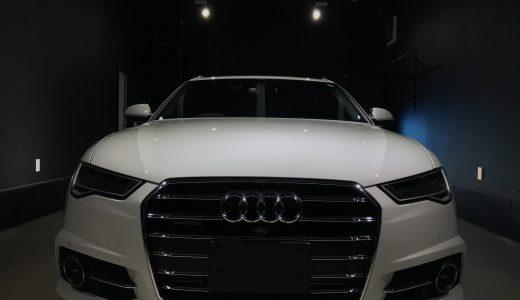 Audi A6Avant 完成