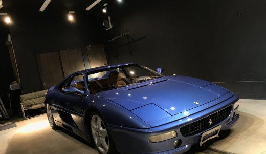 Ferrari F355 Berlinetta研磨&完成!