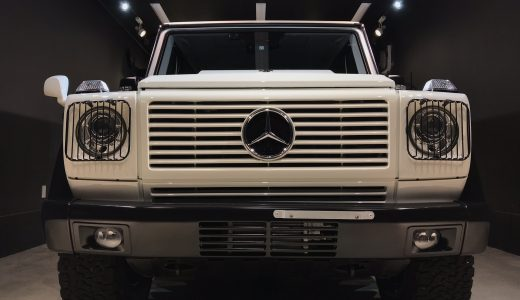 Mercedes-Benz G550 polish&coating!